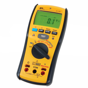 Ideal 61 797 Digital Insulation Tester
