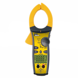 Ideal 61 775 Tightsight Clamp Meter 1000a Ac dc W Trms