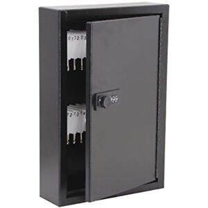 Cabinets Adiroffice Secure 40 Key With Combination Lock Holds Keys