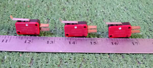 7 New Micro Switch V3l 1238 d9 Limit Switches make Offer