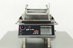 Used Star Gr14it 14 Cast Iron Sandwich Grill Smooth