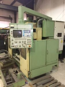 Mori Seiki Mv35 35 Cnc Machining Center