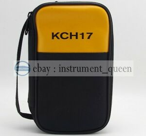 Soft Carrying Case Use For Fluke Multimeter 15b 17b 18b 115 116 117 175 177 179