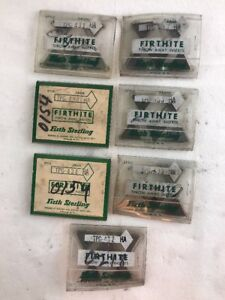Lot Of 33 Firthite Tpg 432 433 434 Carbide Inserts Nos
