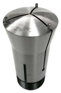 166 001s 16c Steel Emergency Collet 1 16 Pilot Hole 4 31 Length 2 26 New