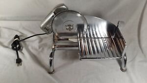 Rival Chrome Electric Food Slicer Machine Tested