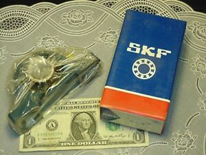 Skf Sy1tf Pillow Block With Steel Cage Insert 1 Inch New In Box