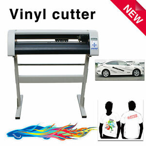 24 Rs720c Redsail Vinyl Sign Sticker Cutter Plotter Cutting Machine With Stand