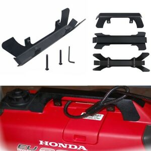 For Honda Theft Deterrent Bracket For Eu2000i Eu2200i Generator 63230 z07 010ah