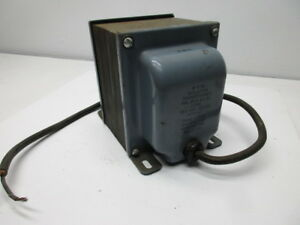 Triad N 57m Isolation Transformer 115v 500va Used