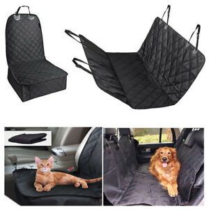 Car Waterproof scratch Proof nonslip Backing Pet Seat Covers Dog Protector Mat