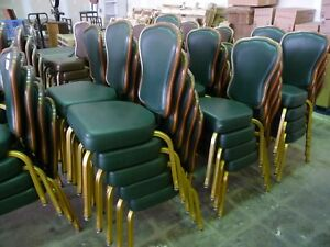 Commercial Restaurant Gasser Chairs Stackable Fine Dining Local Pick Up Only