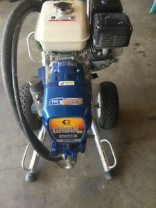 Graco Gmax Ii 5900 Gas Powered Airless Paint Sprayer