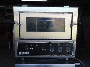 Doyon Fpr3 Rotating Convection Oven Pizza Oven 208 1phase