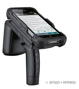New Bluebird Rfid Handheld Reader Ef500r wnlh Rfr900 nx5r Windows Rugged