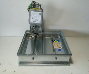 Greenheck Damper Duct Roof Vcd 23 16x16 W Honeywell Ms4104f1210 Actuator