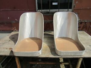Jaguar Xk120 Race Seats Also Work On Rat Rod 32 Ford 34 Ford Bomber Style