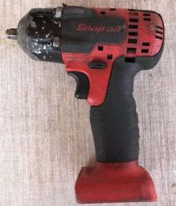 Snap On Ct8810a 3 8 Cordless Impact Wrench Red