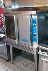 Imperial Convection Oven Icv 1 Single Commercial Natural Gas