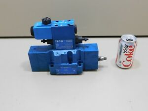 New Eaton Vickers Hydraulic Solenoid Operated Directional Valve Dg4v Dg5v New