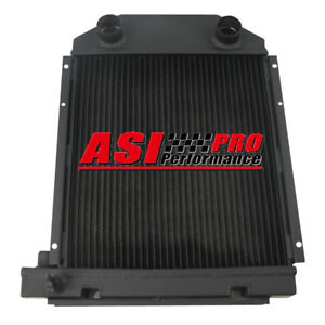 Tractor Radiator For Dexta Super Dexta Ford 957e8005 Cc957e8005 3 Row New Pro