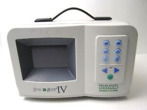Bard Access Systems Site Rite Iv Vascular Ultrasound Medical Monitor Unit