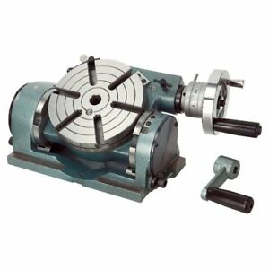 6 Tilting Rotary Table 3900 2346 Made In Taiwan