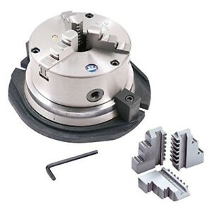 6 3 jaw Self centering Rotary Chuck 3900 2416 Made In Taiwan