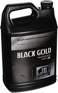 Jb Industries Dvo 24 Bottle Of Black Gold Vacuum Pump Oil 1 Gallon new