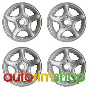 Dodge Ram 1500 2000 2005 17 Oem Wheels Rims Set
