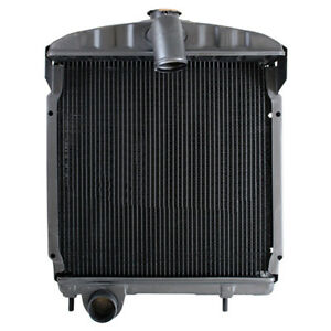 International Farmall Tractor Radiator A Super A B Bn 358105r91 58124dbx