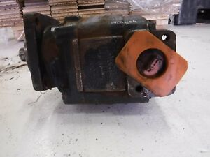 Parker Hydraulic Pump Pgp365 Pgm365 Pn 322 9110 213 new