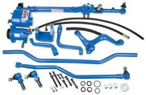 Ford Tractor Power Steering Conversion Kit 2000 3000 3600 3610
