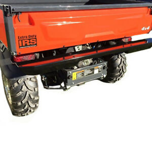 Rear Bumper Kubota Rtv X1100c And Rtv X1120d Sku 12717