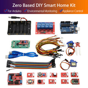 Diy Smart Home Kit Modules Connector Wire Appliance Control For Arduino Platform