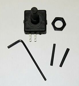 Lot Of 8 Vitamix New Replacement Variable Speed Control Switch potentiometer