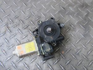 02 03 04 05 06 Nissan Altima Left Driver Rear Window Lifter Motor From 10 01