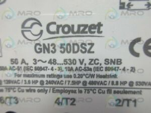 Crouzet Gn350dsz Solid State Relay new In Box