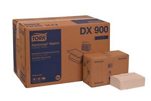 Tork Dx900 Advanced Xpressnap Dispenser Napkin Interfold 1 ply 8 5 Le New