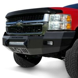 For Chevy Silverado 2500 Hd 07 10 Bumper Heavy Duty Low Profile Series Full