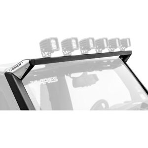 For Jeep Wrangler Jk 18 Windshield Frame Mounts For Up To 50 Mounts Led Light