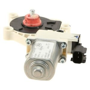 For Ford Focus 12 18 Motorcraft Front Driver Side Power Window Motor
