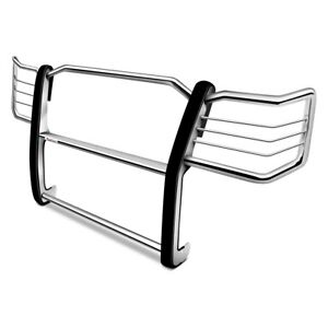 For Chevy Silverado 2500 Hd 11 14 Dee Zee Euro Style Polished Grille Guard