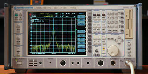 Rohde Schwarz Fsiq26 Signal Spectrum Analyzer 20 Hz To 26 5 Ghz