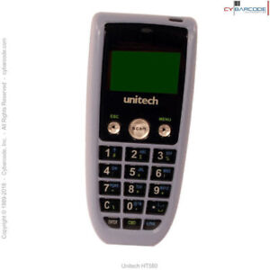 Unitech Ht580 Portable Barcode Reader Used
