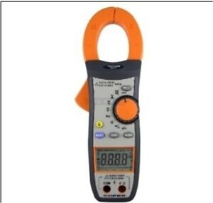 Tenmars Ac Power Tm 1017 True rms 400a Clamp Meter Phase Rotation Gc