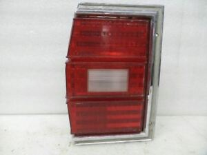 Driver Left Tail Light Station Wgn Vintage Fits 1977 1979 Chevy Caprice 18471