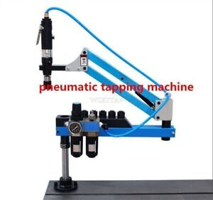 Pneumatic Air Tapping Machine 1900mm Vertical Type M3 m12 Co