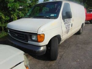 Passenger Front Axle Beam 2wd Twin I beams Fits 92 06 Ford E150 Van 176112
