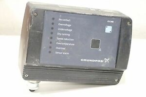 Grundfos Cu 300 Water Utility Control Box For Submersible Sqe Well Pump Pumps